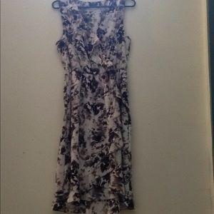 APT. 9 ruffle dress